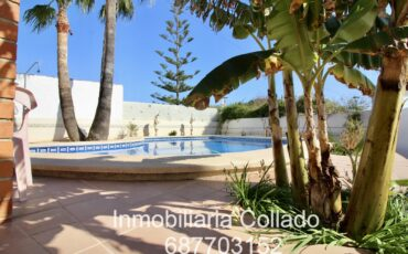 Chalet independiente en Campello